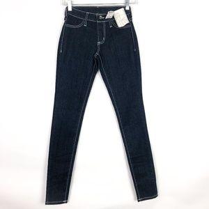 KanCan Super Dark Wash Skinny Jeans NEW